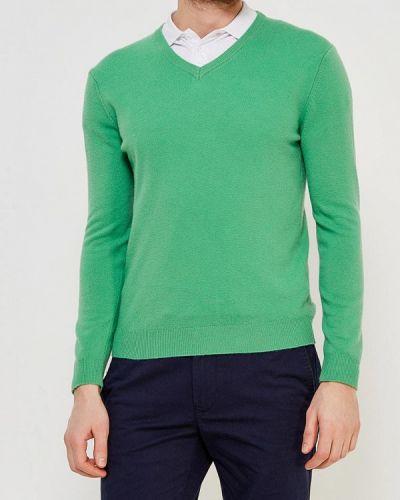 Зеленый пуловер 2018 United Colors Of Benetton