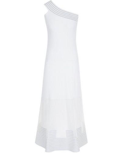 Вязаное платье в рубчик макси D.exterior