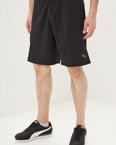 Спортивные шорты черные Puma