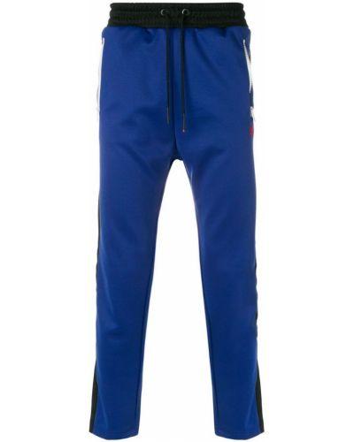 Спортивные брюки с заниженной талией с карманами Diesel