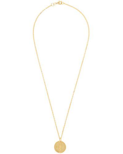 Naszyjnik ze złota złoto Off-white