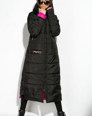 Пальто с капюшоном Time Of Style