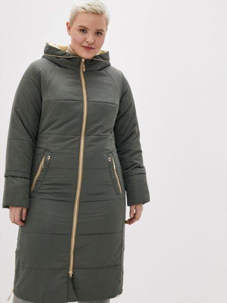 Утепленная куртка - зеленая Wiko