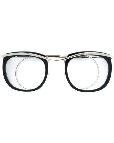 Черные очки металлические Sol Amor 1946
