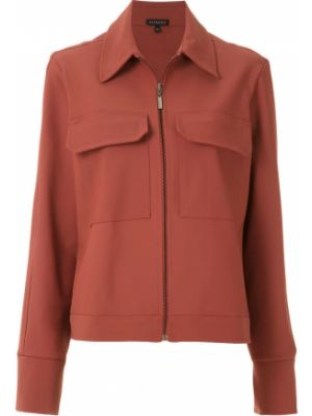 Красная куртка Alcaçuz