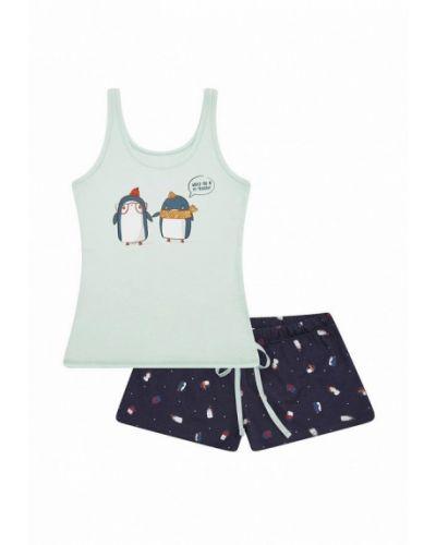 Пижама Oodji
