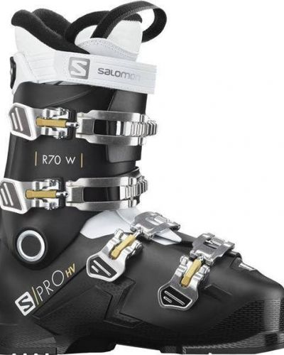 Белые ботинки Salomon