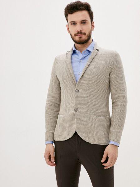 Бежевый свитер Falconeri