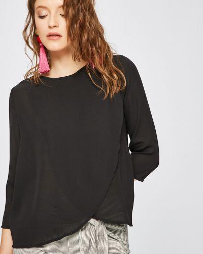 Блузка однотонная с запахом Fresh Made