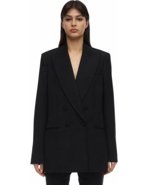 Пиджак шерстяной смокинг Stella Mccartney