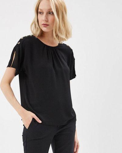 Черная блузка Qed London