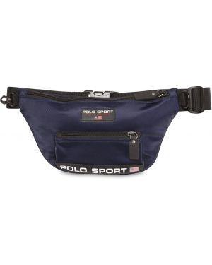 Поясная сумка на молнии Polo Ralph Lauren