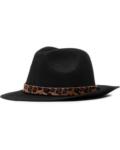Czarna kapelusz Acccessories