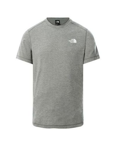 Szara t-shirt The North Face