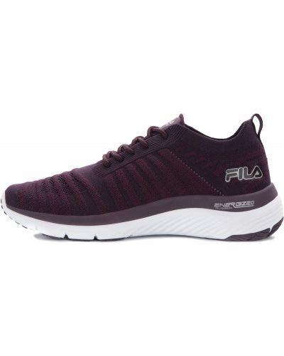 Кроссовки на шнуровке мембранные Fila