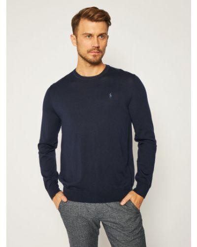 Sweter granatowy Polo Ralph Lauren