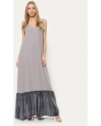 Вечернее платье - серое Tutto Bene