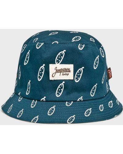 Бирюзовая шляпа True Spin