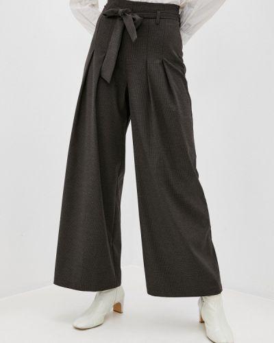 Повседневные коричневые брюки Mankato