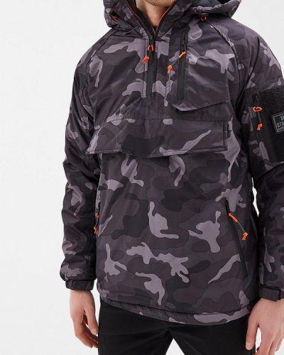 Утепленная куртка демисезонная осенняя Mezaguz