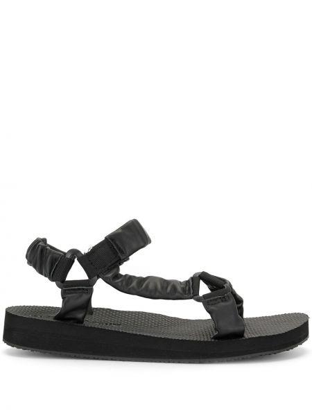 Sandały skórzany czarne Arizona Love