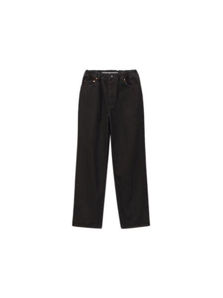 Czarne spodnie Alexander Wang