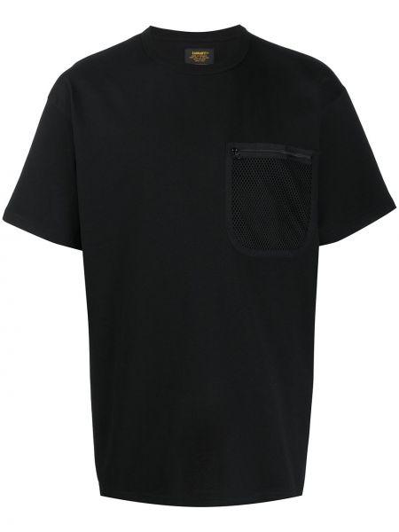 Koszula krótkie z krótkim rękawem wojskowy z kieszeniami Carhartt Wip