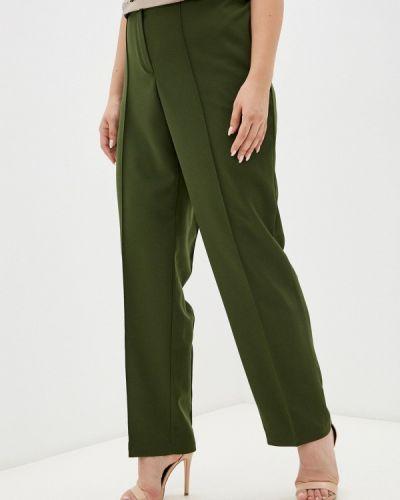 Зауженные брюки - хаки Prewoman