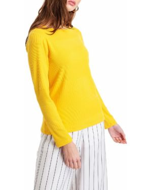 Пуловер желтый Bgn