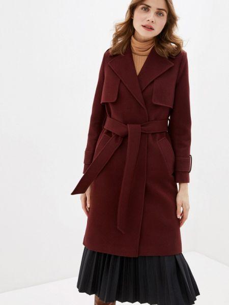 Красное пальто с капюшоном Vivaldi
