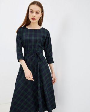 Платье прямое осеннее Po Pogode