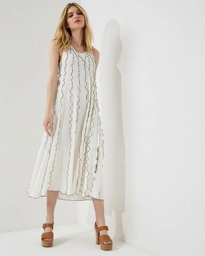 Вязаное платье весеннее трикотажное See By Chloe