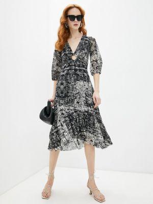 Платье - черное Fuzzi