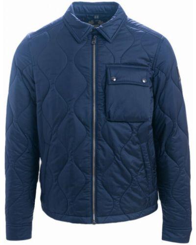 Niebieska kurtka Belstaff
