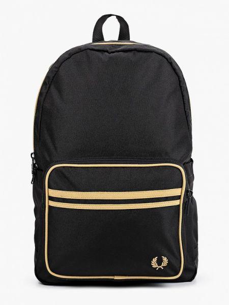 Рюкзак городской черный Fred Perry