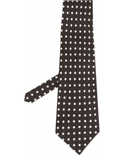 Черный галстук в горошек Alexandre Vauthier