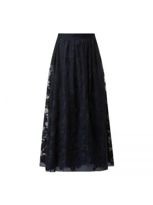 Niebieska spódnica rozkloszowana tiulowa Esprit Collection