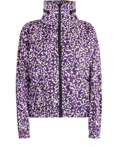 Куртка с капюшоном с принтом с карманами Kenzo