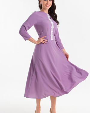 Платье с поясом платье-сарафан на молнии Lady Taiga