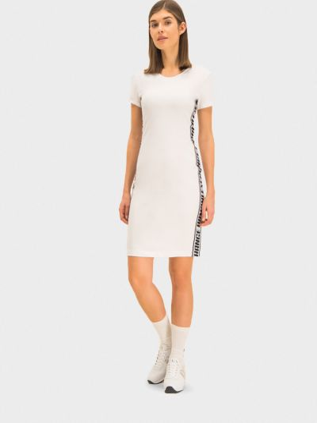 Платье рубашка - белое Armani Exchange