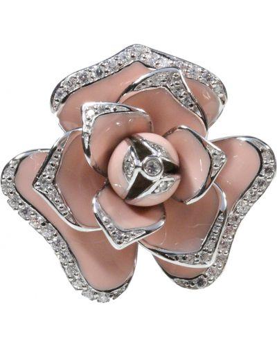 Серебряная подвеска с фианитом Jewelry Box