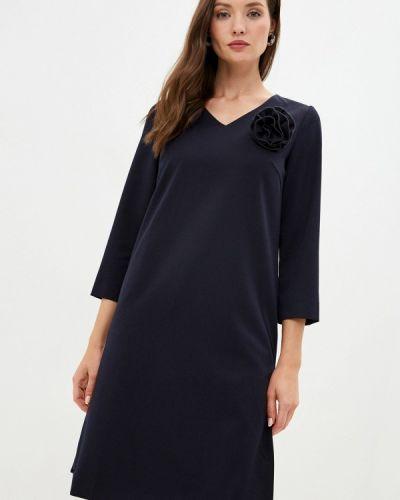 Вечернее платье - синее Steinberg