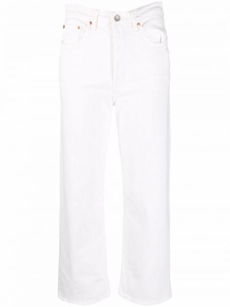 Белые джинсы с карманами Levi's®