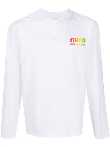 Koszula z długim rękawem z logo długa Napa By Martine Rose