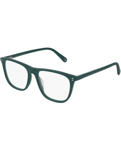 Zielone okulary Stella Mccartney