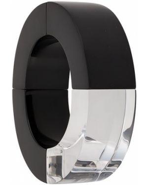 Черный акриловый браслет Monies