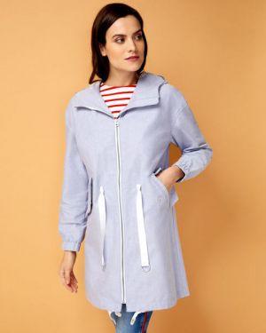 Куртка с капюшоном на молнии с карманами Ostin