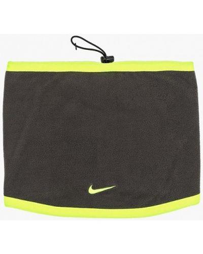 Шарф желтый Nike