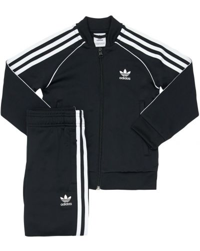 Костюмный спортивный костюм на молнии эластичный Adidas Originals