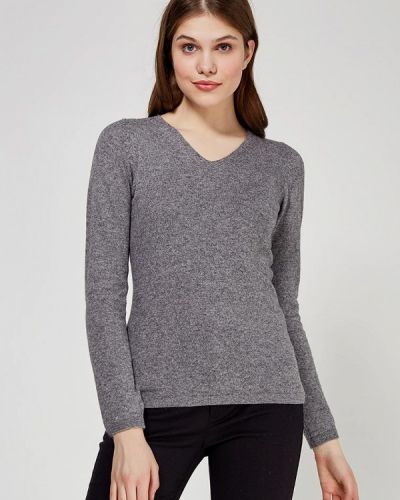 Серый пуловер Echo